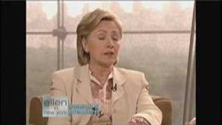 Video Clinton on Ellen discussing gay marriage MP3, 3GP, MP4, WEBM, AVI, FLV Maret 2018