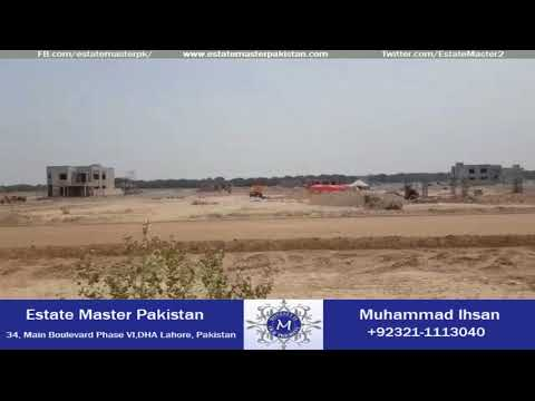 DHA Multan Villas Development Status