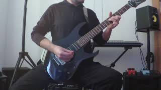 Video Evelyn - Riffs for the new song [Metal / Industrial]