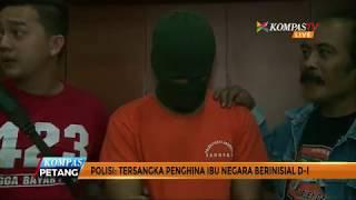Video Penghina Ibu Negara Iriana Ditangkap di Palembang MP3, 3GP, MP4, WEBM, AVI, FLV November 2017