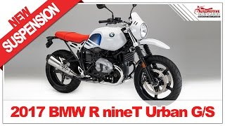 10. HOT NEWS!! 2017 BMW R nineT Urban G/S Price Specs Review