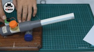Video How to Make a Mini Cannon from PVC (real explosion) MP3, 3GP, MP4, WEBM, AVI, FLV Agustus 2018