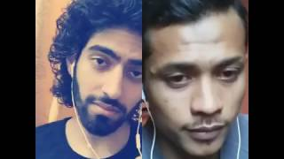tum hi ho duet smule indonesia india