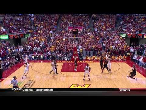 Naz Long's Buzzer Beater vs. Oklahoma State
