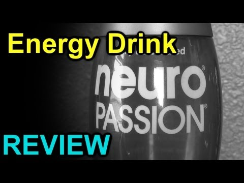 neurogasm - If you want an energy drink that is subtle, yet effective, go for the Neuro Passion. It is delicious, lightly carbonated, and refreshing.