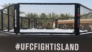 How UFC Fight Island Came to Be? w/ Abu Dhabi Tourism Director by MMA Weekly