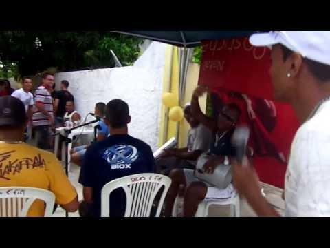GRUPO DESEJO DO SAMBA EM IGARASSU,   MULHER TRAIDA