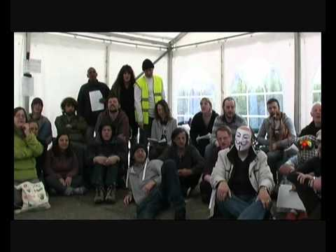 4th National Occupy Conference salutes Occupy Menwith Hill