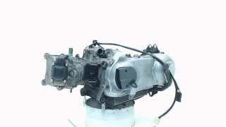 9. Used Engine Piaggio  Vespa GTS 300 IE Super 2008-2013  GTS300 ZAPM45200 2011-03 190391