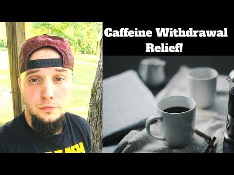 How to Reduce Caffeine Withdrawal Symptoms - No Caffeine Day 23!