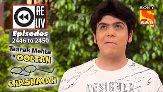 Nonton Weekly Reliv   Taarak Mehta Ka Ooltah Chashmah   16th April To 20th April 2018  Episode 2446 To 2450 Film Subtitle Indonesia Streaming Movie Download
