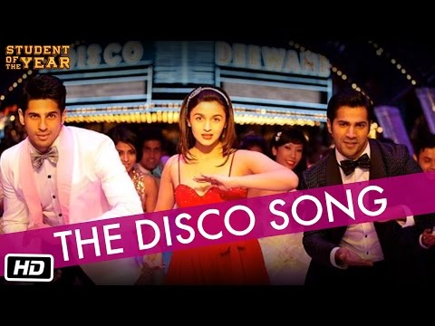 The Disco Song Official Song