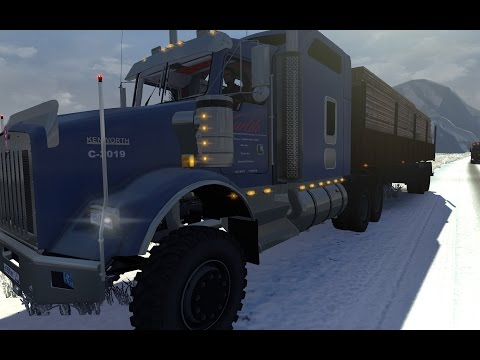 Truckers Map R43 beta