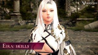 [Vindictus] Eira: Skill Set Compilation Trailer