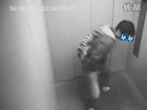 电梯里的种种猥琐真相