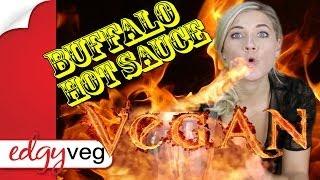 How To Make Buffalo Hot Sauce VEGAN | Edgy Veg