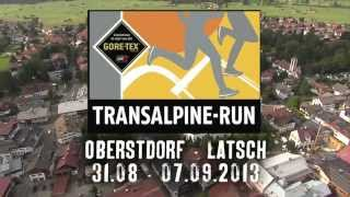 GORE-TEX Transalpine-Run 2013