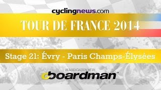 Tour de France 2014 - Stage 21 Preview