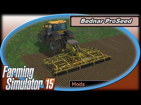 Bednar ProSeed v3.0