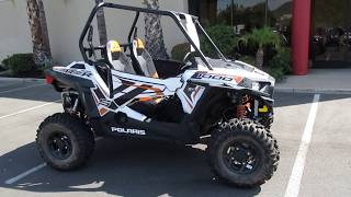 6. 2018 POLARIS RZR S 1000 EPS
