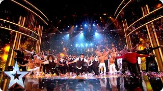 10 years of BGT (Choreographed By Ashley)