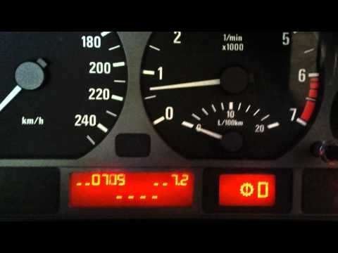 BMW HELP! Transmission cog light ..98 318i E46