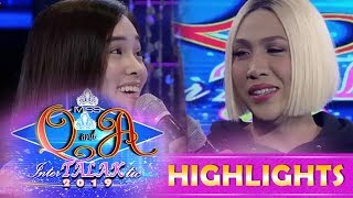 It's Showtime Miss Q and A: Jackque wants Vice Ganda's whole heart