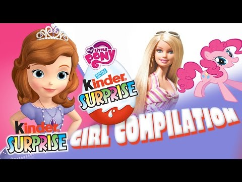 Thomas - Barbie MLP My Little Pony Disney CARS 2 Toys Thomas and Friends Toys for Kids Kinder Surprise Eggs Unboxing, More Kids Toys unboxing on planes MLP Cars 2 & thomas and friends Read below for...