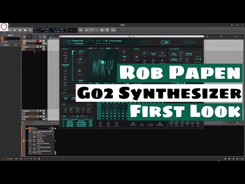A Synthesizer Plugin For Everybody! Rob Papen Go2 First Look | SYNTH ANATOMY