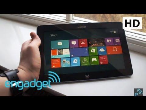 Samsung ATIV Tab  Review | Engadget