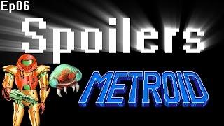 Spoilers - Metroid