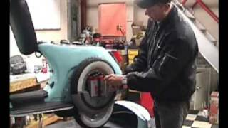 10. Basic Maintenance of the Stella Scooter Part 1 of 4