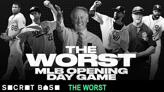 The worst MLB Opening Day game was historically lopsided in the saddest way imaginable