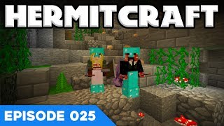 Hermitcraft V 025 | ABBA CAVING w/ PYTHONGB | A  Minecraft Let's Play