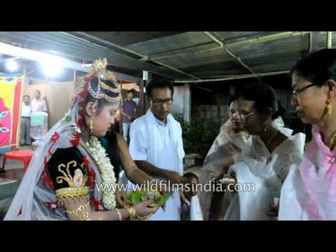 Video Vignettes from a Manipuri Wedding in north-east India download in MP3, 3GP, MP4, WEBM, AVI, FLV January 2017