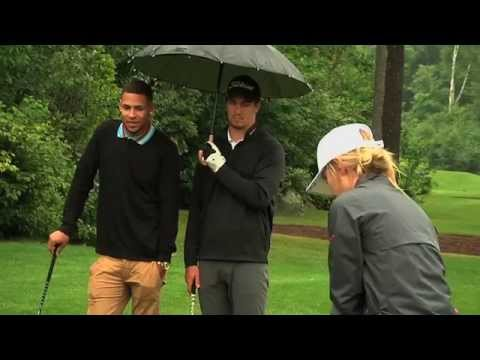 Molson Canadian 67 Tee-Off Season: Mark Scheifele v. Dara Howell