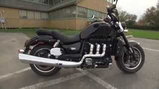 5. Triumph Rocket 3 Roadster Road Test