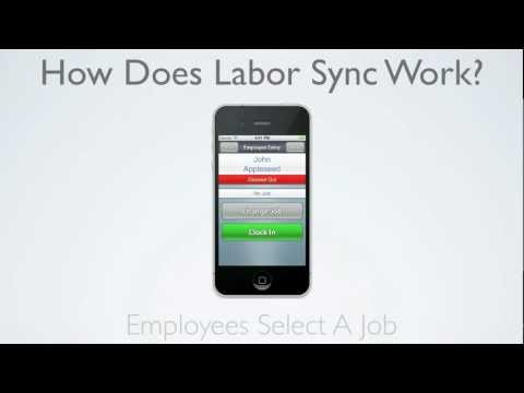 Video of Labor Sync