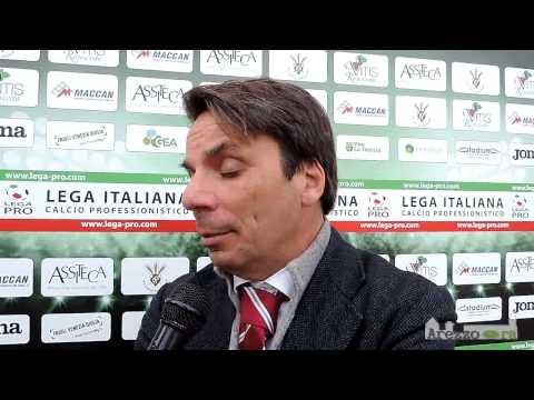 Pordenone-Arezzo 1-0 / Intervista a Capuano