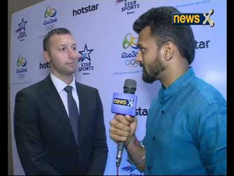 NewsX: Exclusive Interview with Ian Thorpe