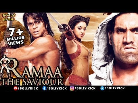 Ramaa The Saviour Full Movie | Hindi Movies 2017 Full Movie | Hindi Movie | Khali | Bollywood Movies