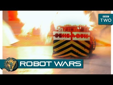 Robot Wars: Series 10 Episode 1 Battle Recaps - BBC Two