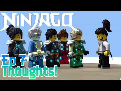 NINJAGO PRIME EMPIRE : Episode 7 The Cliffs of Hysteria THOUGHT!