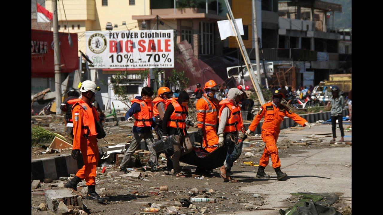 Ινδονησία: Μάχη με τον χρόνο – Φόβοι για χιλιάδες νεκρούς…