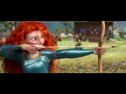 Pixar's Brave - The Prize