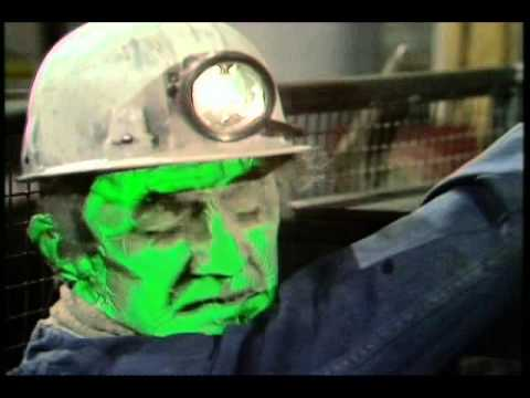 greendeath - A story with giant cave maggot & it has a very sad ending.......This show always surprises me.