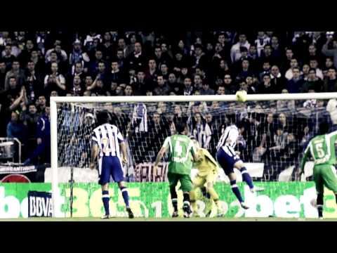 La Liga   Edición limitada: Deportivo de la Coruña - Real Betis (2-3)   02-12-2012 (видео)