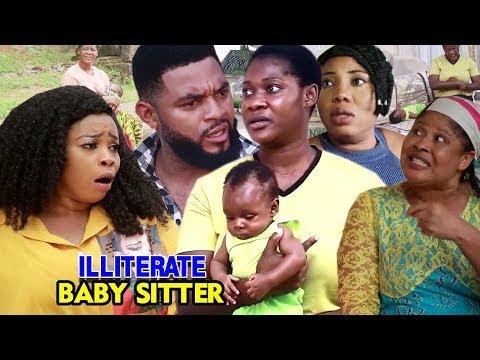 Illiterate Baby Sitter FULL Season 1 & 2 - (NEW HIT MOVIE) Mercy Johnson 2019 Latest Nigerian Movie