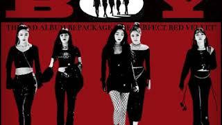 [Full Audio] Red Velvet - Bad Boy [English Version]