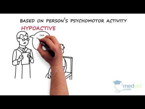 Psychiatry – Delirium: By Mark Oldham M.D.